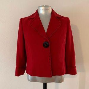 Tahari suit jacket